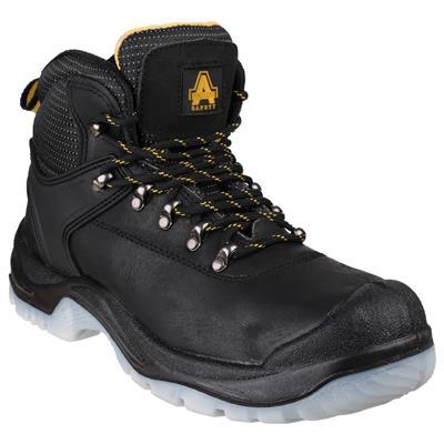 Unisex antistatic Boot in Black