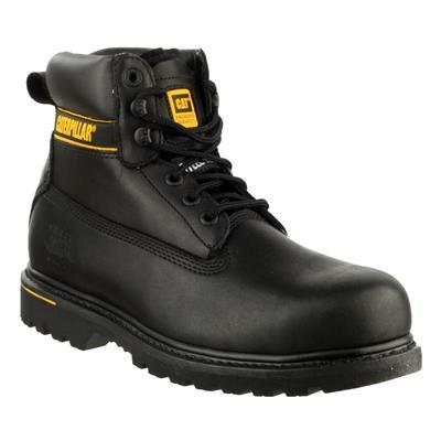 Holton S3 Mens Boot Black