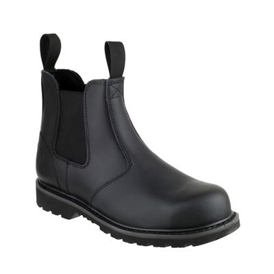 FS5 Adults Safety Boot in Black