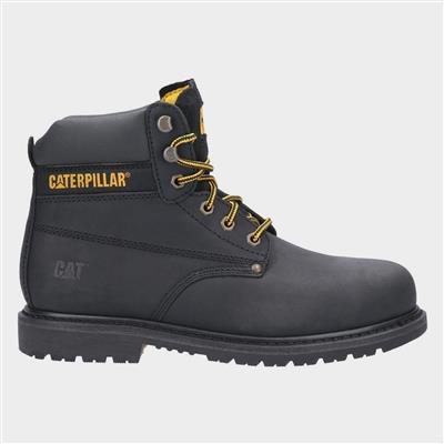 Mens Safety Boot in Black