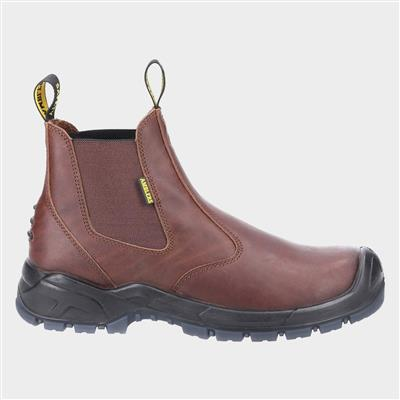 AS307C Adults Boots in Brown