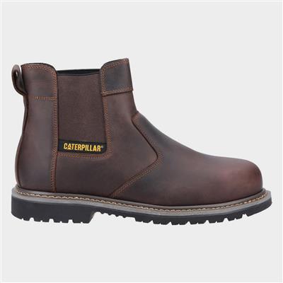 Dealer Mens Boot in Brown