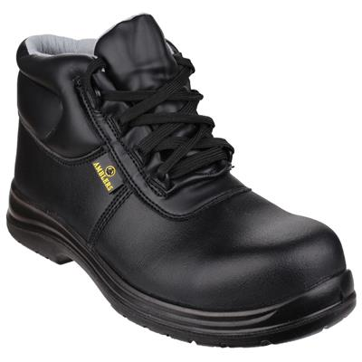 FS663 Adults Safety Boot in Black
