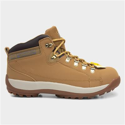 GR387 Adults Safety Boot in Honey