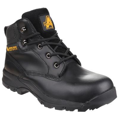Womens Black Water Resistant Boot