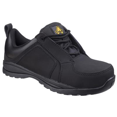 FS59C Womens Black Safety Trainer
