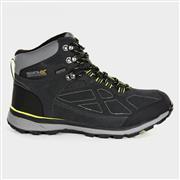 Regatta Samaris Mens Grey Waterproof Hiking Boot (Click For Details)
