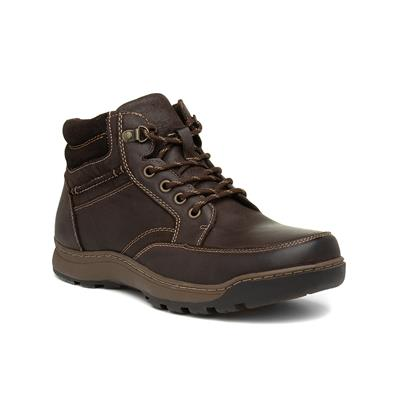 Grover Mens Brown Leather Boot
