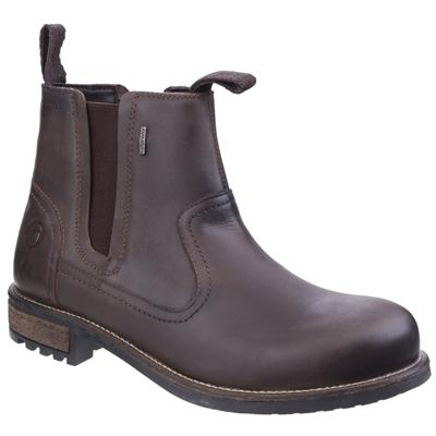 Mens Worcester Boot in Brown