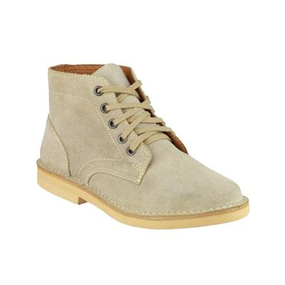 Mens 87002 Lace up Desert Boot in Brown