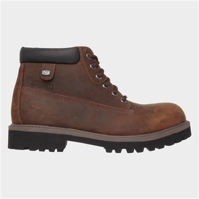 Mens Sergeants Verdict Boot in Brown