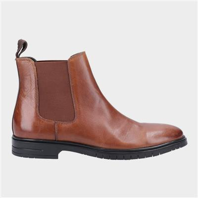 Mens Sawyer Boots in Brown