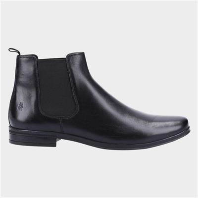 Bryce Mens Chelsea Boot in Black