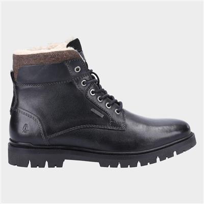 Patrick Mens Waterproof Boot in Black