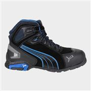 Puma Safety Mens Rio Mid in Black (Click For Details)