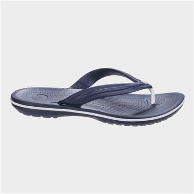 Crocband Flip Adults Sandal in Navy