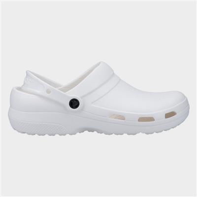 Adults Specialist ll Vent Clog in White