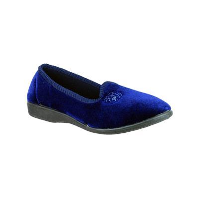 Womens Simone Slipper in Blue