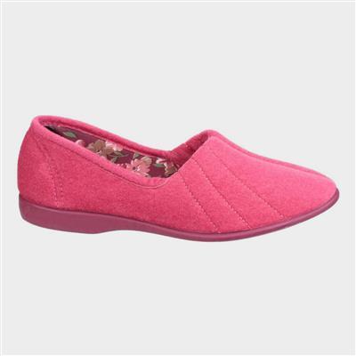 Womens Audrey Slipper in Pink