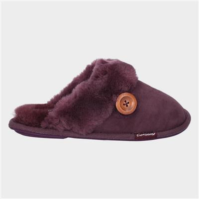 Womens Lechlade in Plum