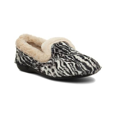 Array Womens Animal Print Full Slipper