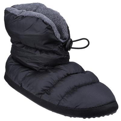 Womens Camping Bootie Ladies in Black