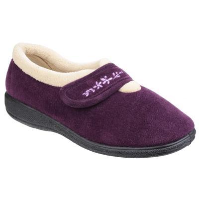 Womens Capa in Purple