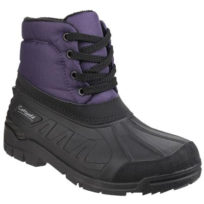 Womens Leoni in Purple
