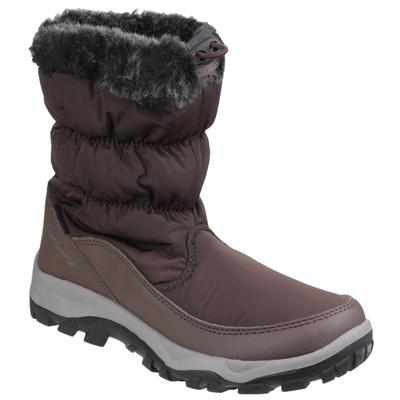 Womens Frost in Brown