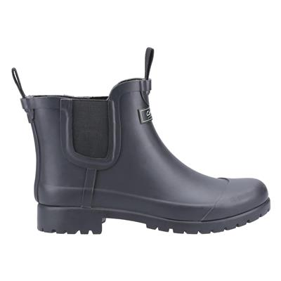 Womens Blenheim Wellington Boot in Black