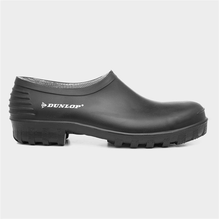 Dunlop Unisex Black Garden Welly Shoe 814P