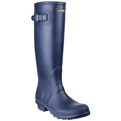 Womens Sandringham Welly in Navy