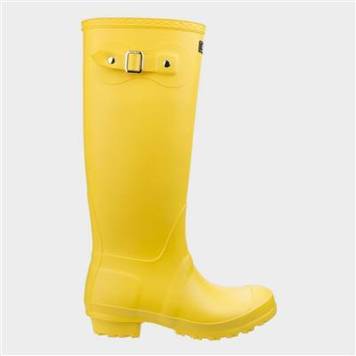 Womens Sandringham Wellington in Yellow