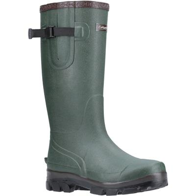 Mens Wellington Grange in Green