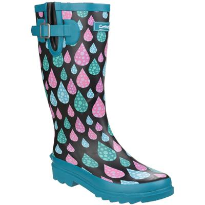 Womens Burghley in Multi-Coloured