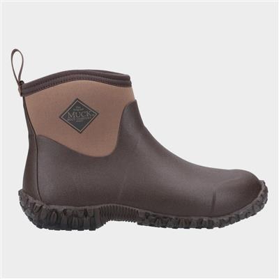 Unisex Muckster II Ankle in Brown