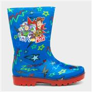 Toy Story Kids Blue & Red Welly (Click For Details)