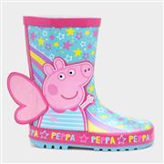 Peppa Pig Kids Wellington Boot (Click For Details)