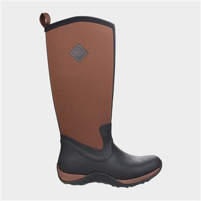 Artic Adventure Womens Brown Boot