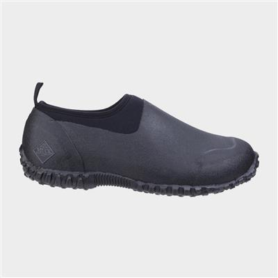 Muckster II Low Mens Black Shoes