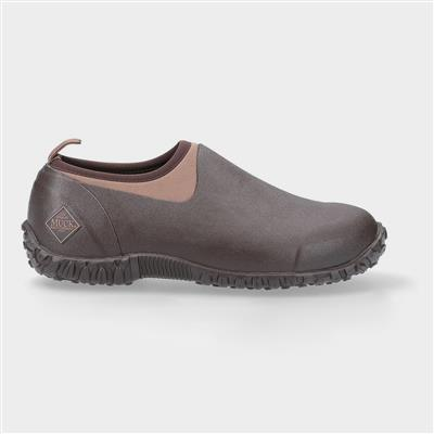 Muckster II Low Mens Brown Shoes