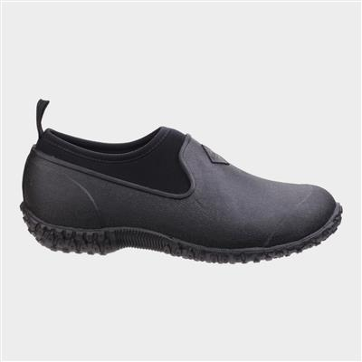 Muckster II Low Womens Black Shoe