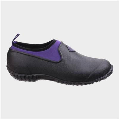 Muckster II Low Womens Purple Shoe