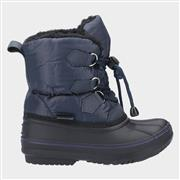 Cotswold Junior Explorer Boot in Navy (Click For Details)