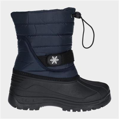 Kids Icicle in Navy