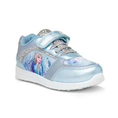 Kids Easy Fasten Trainer in Blue