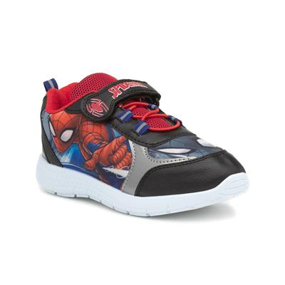 Alid Kids Red & Blue Easy Fasten Trainer