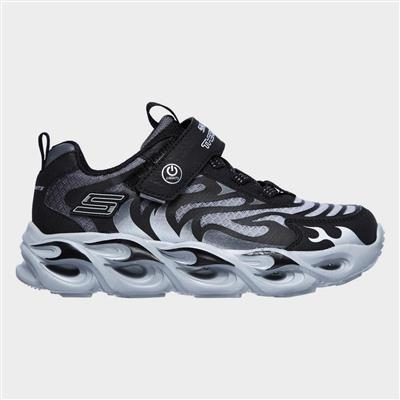 Boys Thermo-Flash Sports Trainer in Black