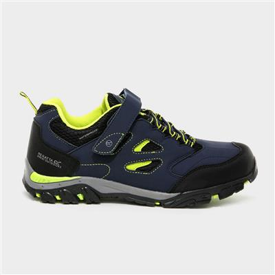 Holcombe Kids Waterproof Shoe in Navy