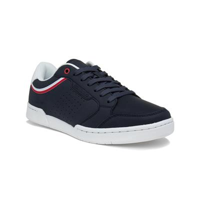 Minneapolis Mens Navy Lace Up Trainer